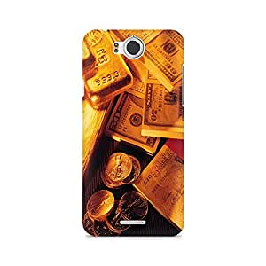 Mobicture Money Bank Premium Printed Case For InFocus M530