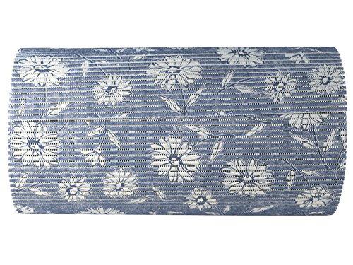 TEKNO PLAST Rotolo 15mt Flexy gerbera blu Tessuti per pulizie