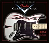img - for Fender Custom Shop Guitar 2014 Boxed/Daily (calendar) book / textbook / text book