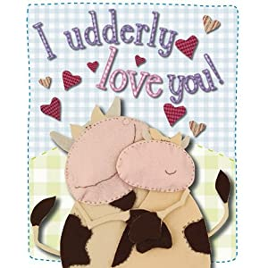 I Udderly Love You Ver 1 (Kate Toms Series)
