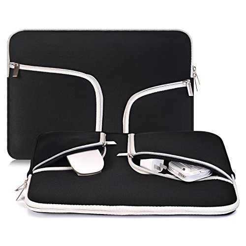 Egiant-13.3 inch Zipper Briefcase Handbag Sleeve Case Bag For All 13.3
