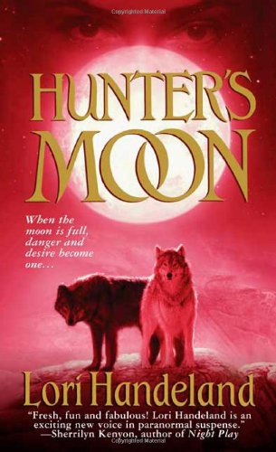 Image of Hunter's Moon (Nightcreature, Book 2)