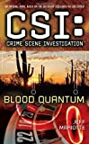 CSI: Crime Scene Investigation: Blood Quantum