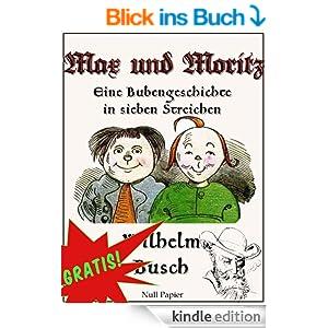 Max und Moritz Kindle