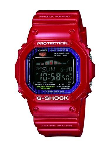 [カシオ]CASIO 腕時計 G-SHOCK G-LIDE 世界6局電波ソーラーウォッチ タイドグラフ&ムーンデータ搭載 GWX-5600C-4JF メンズ