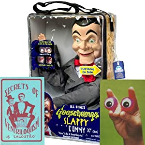 Goosebumps Slappy Dummy Picture And Images