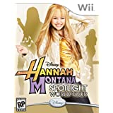 Hannah Montana: Spotlight World Tour - Nintendo Wii ~ Disney Interactive...