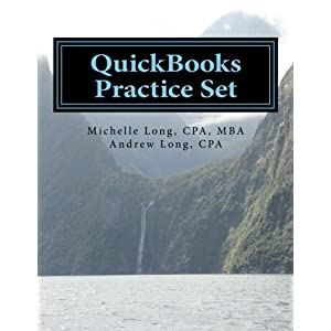 QuickBooks Practice Set: Livre en Ligne - Telecharger Ebook