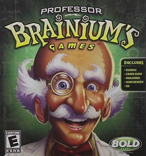 Professor Brainium's Games - 1
