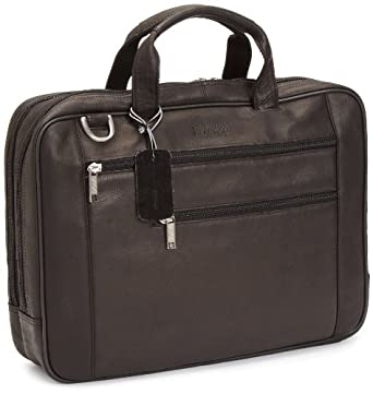 Kenneth Cole Reaction Luggage Double Play Brief, Black, Medium