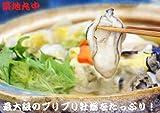 牡蠣(かき)瀬戸内産の最大級2Lサイズ1kg!カキ