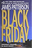 img - for Black Friday - (Originally published as Black Market) by James Patterson(January 1, 2000) Hardcover book / textbook / text book
