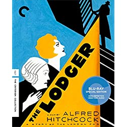 The Lodger: A Story of the London Fog [Blu-ray]