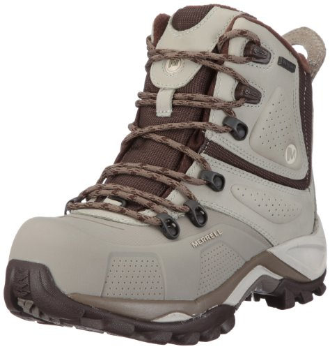 Merrell Women's Whiteout 8 Waterproof Aluminum Snow Boot J68224 8 UK
