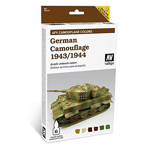 vallejo-modell-farbe-armour-farbe-set-dak-afrika-korp-deutsche-camouflage
