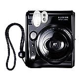 Fujifilm Instax Mini 50S Fotocamera Istantanea, Nero