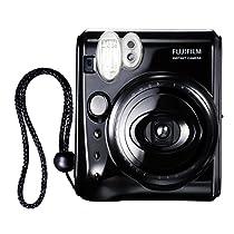 Fujifilm Instax Mini 50S Camera (Piano Black)