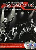 echange, troc U2 - Partition : U2 Best of Play Guitar (+ 2cd)