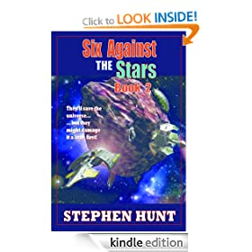 Six Against the Stars (Omnibus: Book 1 & 2)