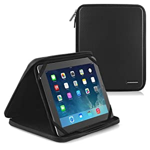 CaseCrown Hard Cover Case (Black) for iPad 4 / iPad 3