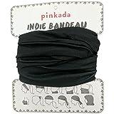 Solid Black : Pinkada Indie Bandeau (Solid Black)