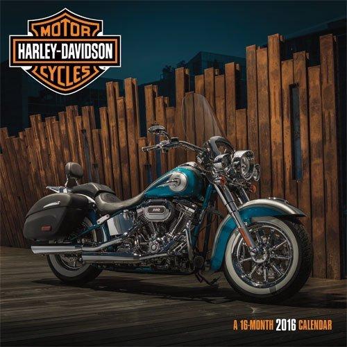 Harley Davidson 2016 Wall Calendar