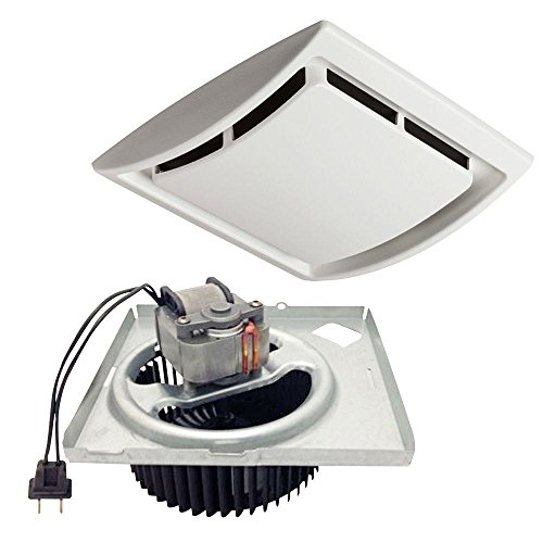 Nutone QKN60S QuicKit 60 CFM 2.5 Sones Bath Fan Upgrade Kit (Nutone Fan Upgrade compare prices)