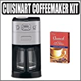 Cuisinart DGB-625BC Grind-and-Brew 12-cup Automatic Coffeemaker Bundle Brus ....
