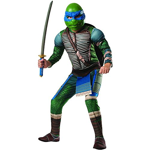 Ninja Turtles: Leonardo Deluxe Kids Costume