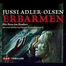 Erbarmen (Carl Mørck 1) Hörbuch von Jussi Adler-Olsen Gesprochen von: Wolfram Koch, Ulrike Hübschmann