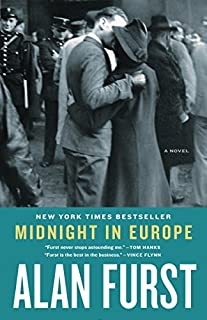 Book Cover: Midnight in Europe: A Novel