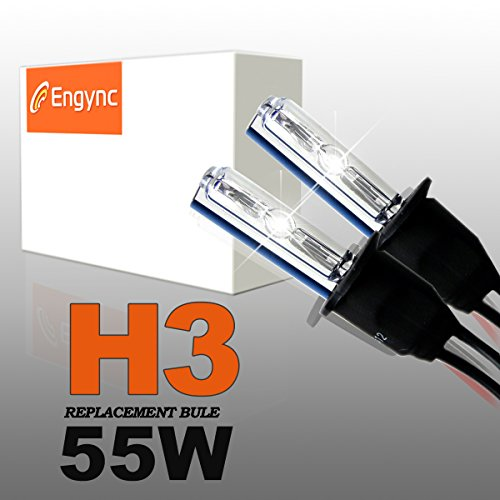 HID Engync® 55W H3 xeno lampadine di ricambio | Hi / Low 3000K Oro Giallo