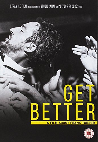 FRANK TURNER - Get Better: A Film About Frank Turner (United Kingdom - Import)