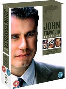 the john travolta movie collection 5 discs dvd box set