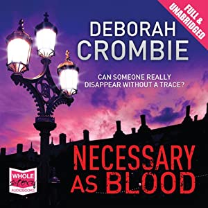 Necessary as Blood Audiobook