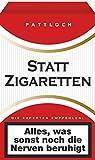 Image de Statt Zigaretten (rote Schachtel): Alles, was sonst noch die Nerven beruhigt