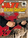 img - for CP69174 - Progressive Jazz Lead Guitar Method Book/CD book / textbook / text book