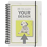 Letts Academic Diary 09-10 Your Design 12 Month A6 Week to Viewby Letts