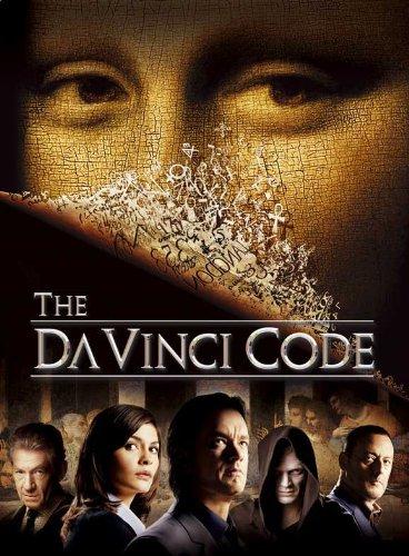 The Da Vinci Code Poster Movie A 11x17 Tom Hanks Ian McKellen Alfred Molina Jean Reno
