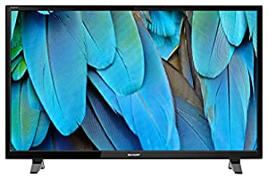 Sharp LC-48CFF4041K 48-Inch 1080p Full HD LED TV with Freeview HD - Black