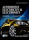 img - for Today's Technician: Automotive Electricity and Electronics Classroom and Shop Manual Pack (Today's Technician: Automotive Electricity & Electronics) book / textbook / text book