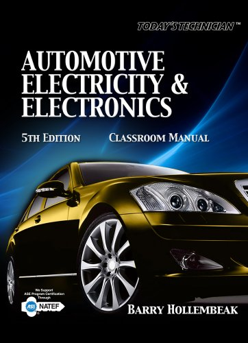 Today's Technician: Automotive Electricity and Electronics Classroom and Shop Manual Pack (Today's Technician: Automotive Electricity & Electronics) Picture