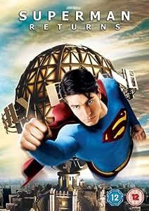Superman Returns - Single Disc [DVD] [2006]