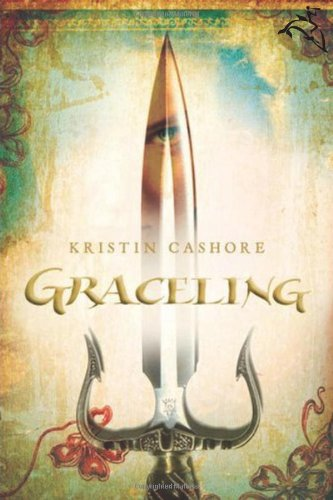 513bTCMZZWL Review: Graceling by Kristin Cashore