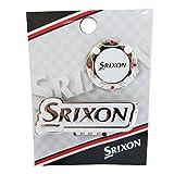 DUNLOP(ダンロップ) SRIXON スリクソン クリップマーカー ホワイト GGF-12160