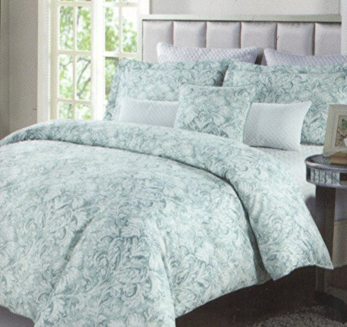 Tahari Home Bedding Simple Chantilly Lace Comforter U