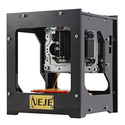 Yosoo 1000mW DIY USB Laser CNC Engraver Printer Cutter Engraving Machine NEJE DK-8-KZ M2U8 for Leather Wood Plastic (Cnc Laser Cutting Machine compare prices)