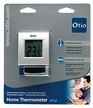 Otio 936031 936031 ht 12 thermom tre int rieur for Thermometre interieur precis