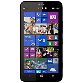 Nokia Lumia 1320 (Black)