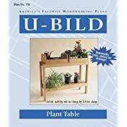 Plant Table Project Plan
